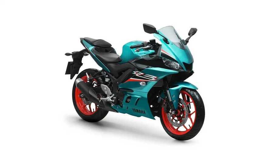 Yamaha R3 2022 chega com mudança leve por R$ 27.790