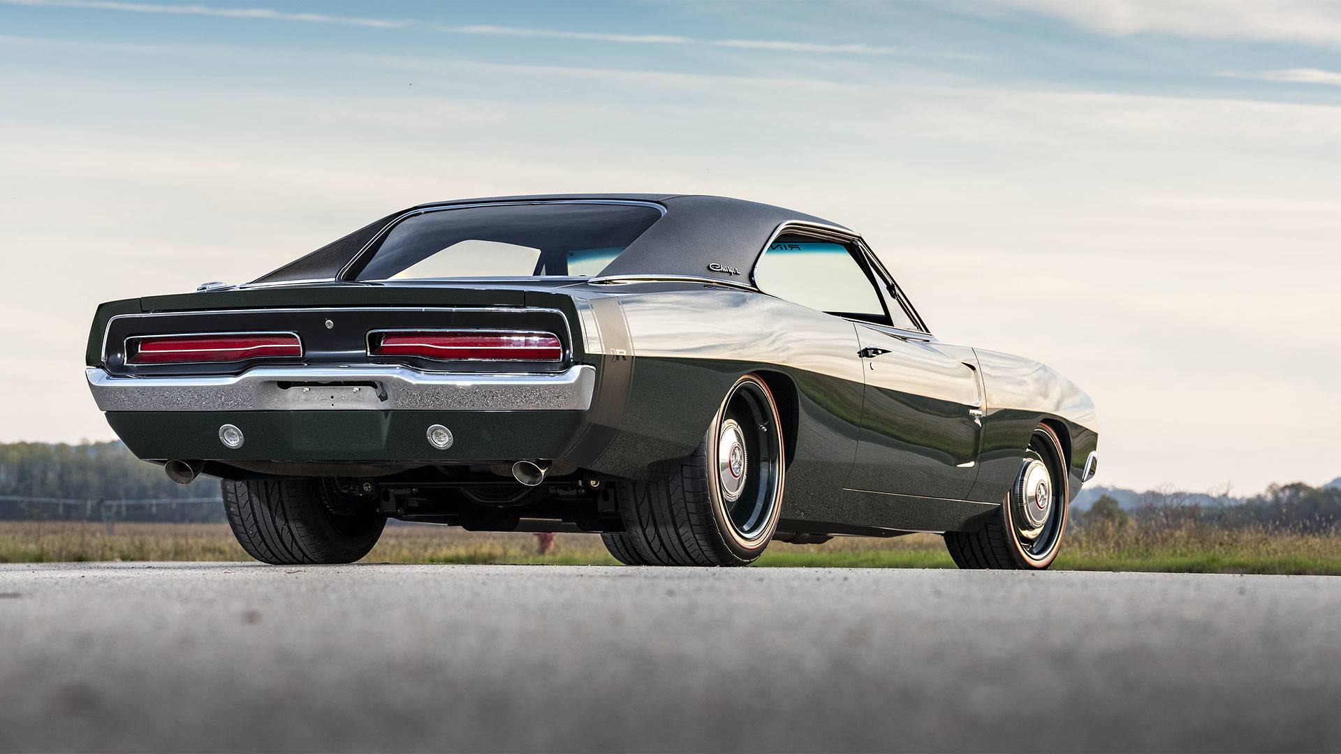 Build A Dodge >> Defector 1969 Dodge Charger Is Ringbrothers First Mopar Build