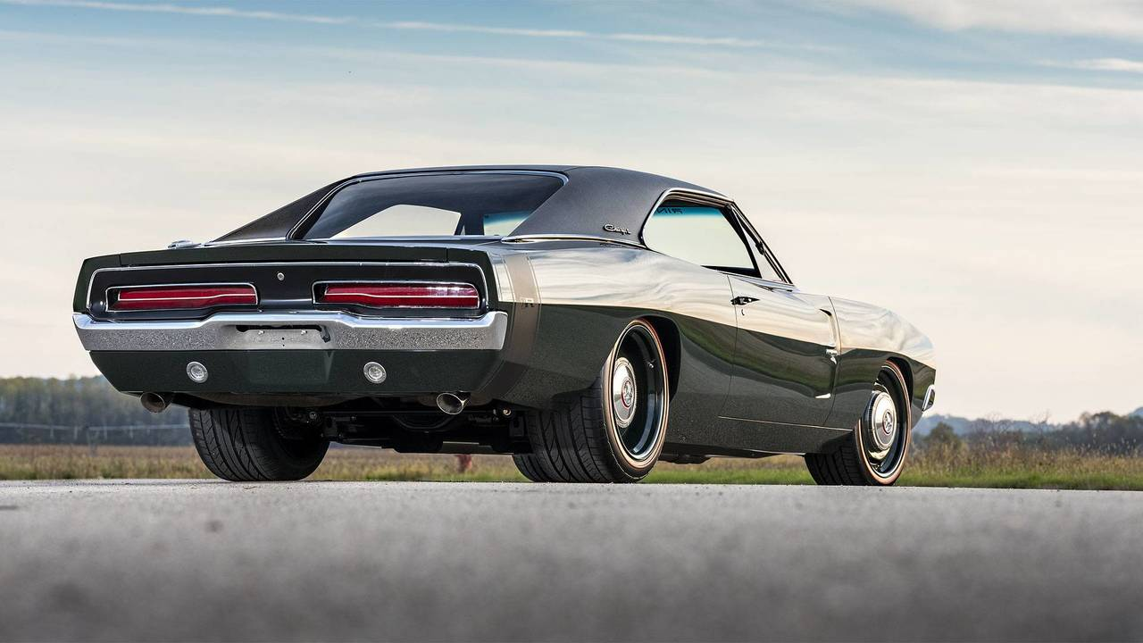 Ringbrothers Defector 1969 Dodge Charger