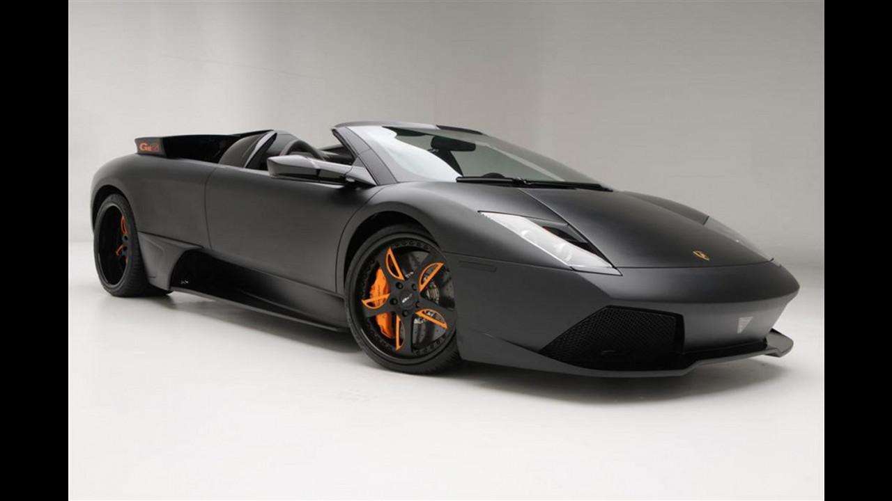 Una Lamborghini Murcielago più unica che rara