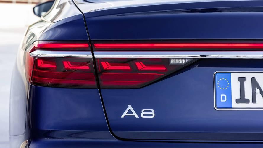2018 Audi A8 first drive