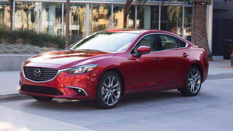 2019 Mazda6 No Longer Available With Manual Gearbox
