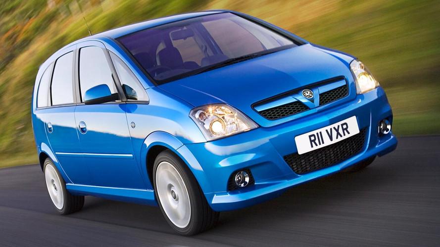 Vauxhall Meriva VXR