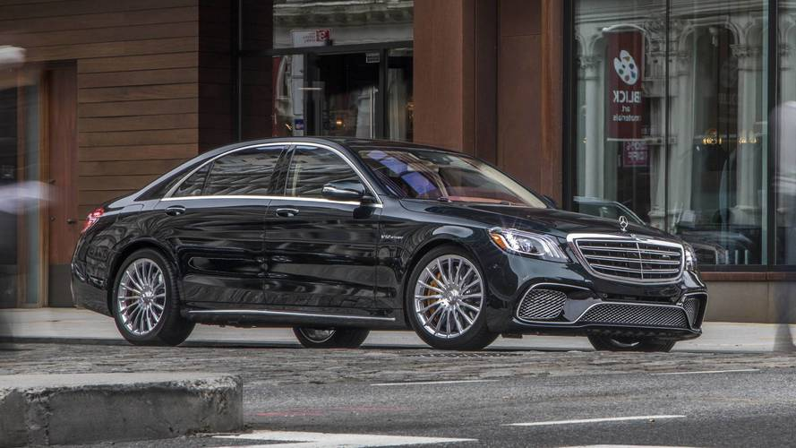 Mercedes S65 Final Edition: AMG V12 Sedan's Demise Announced