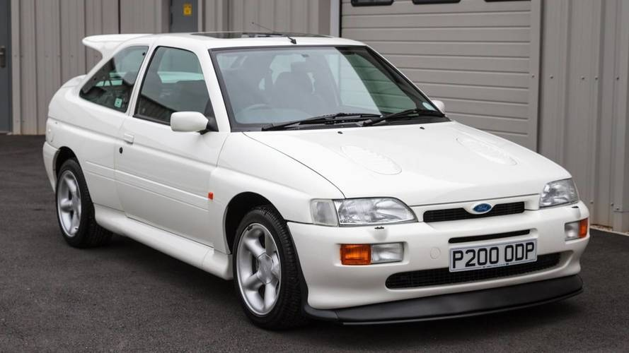 Subasta Ford Escort RS Cosworth 1996