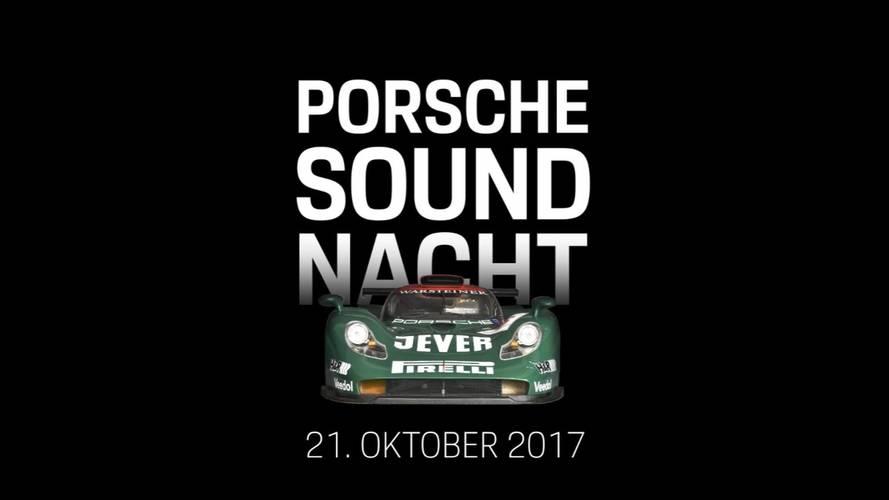 VIDÉO - Porsche Sound Night, le concert de belles mécaniques
