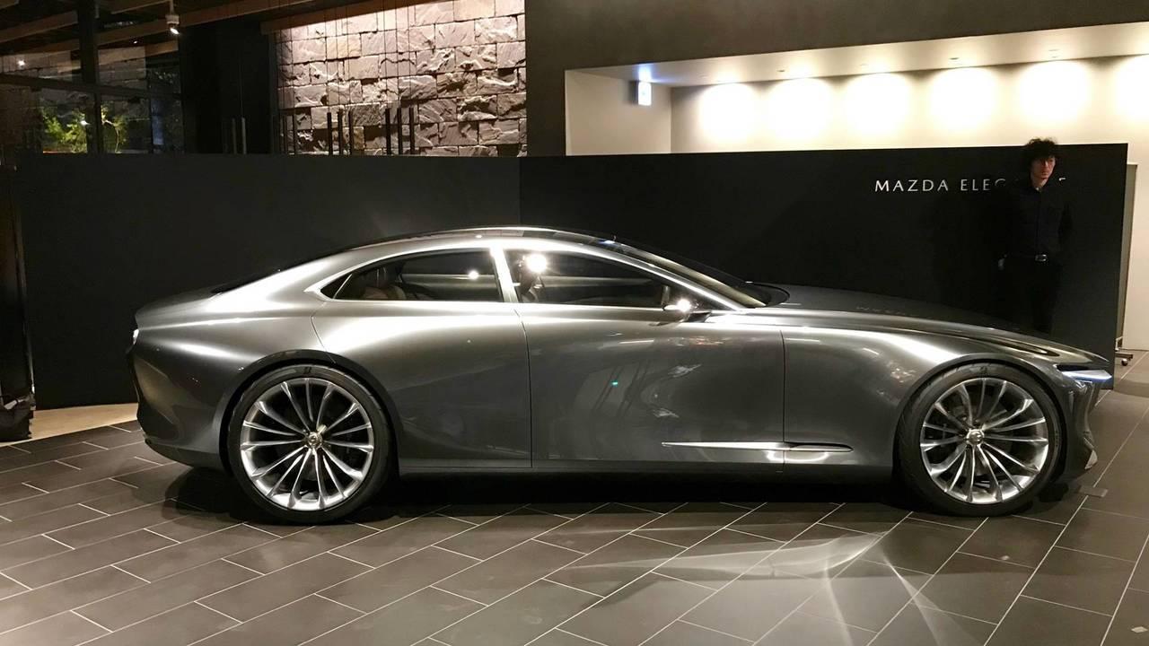 mazda vision coupé tokyo 2017 foto| motor1 france