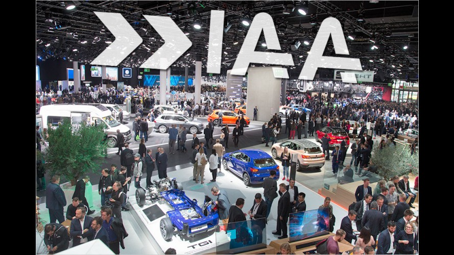 Die IAA 2017 im Video