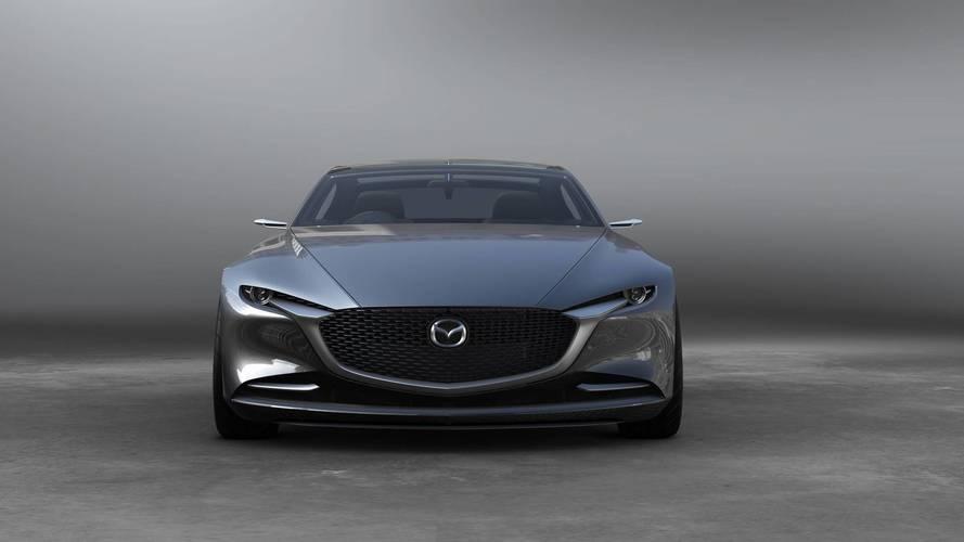 Mazda Vision Coupé, en Tokio 2017