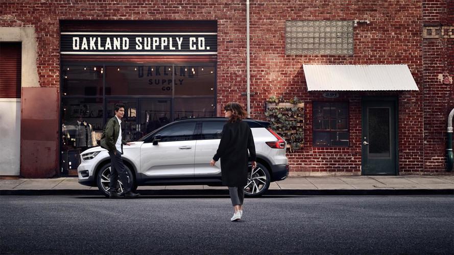 Volvo XC40'ın ikinci el değeri konusunda iddialı