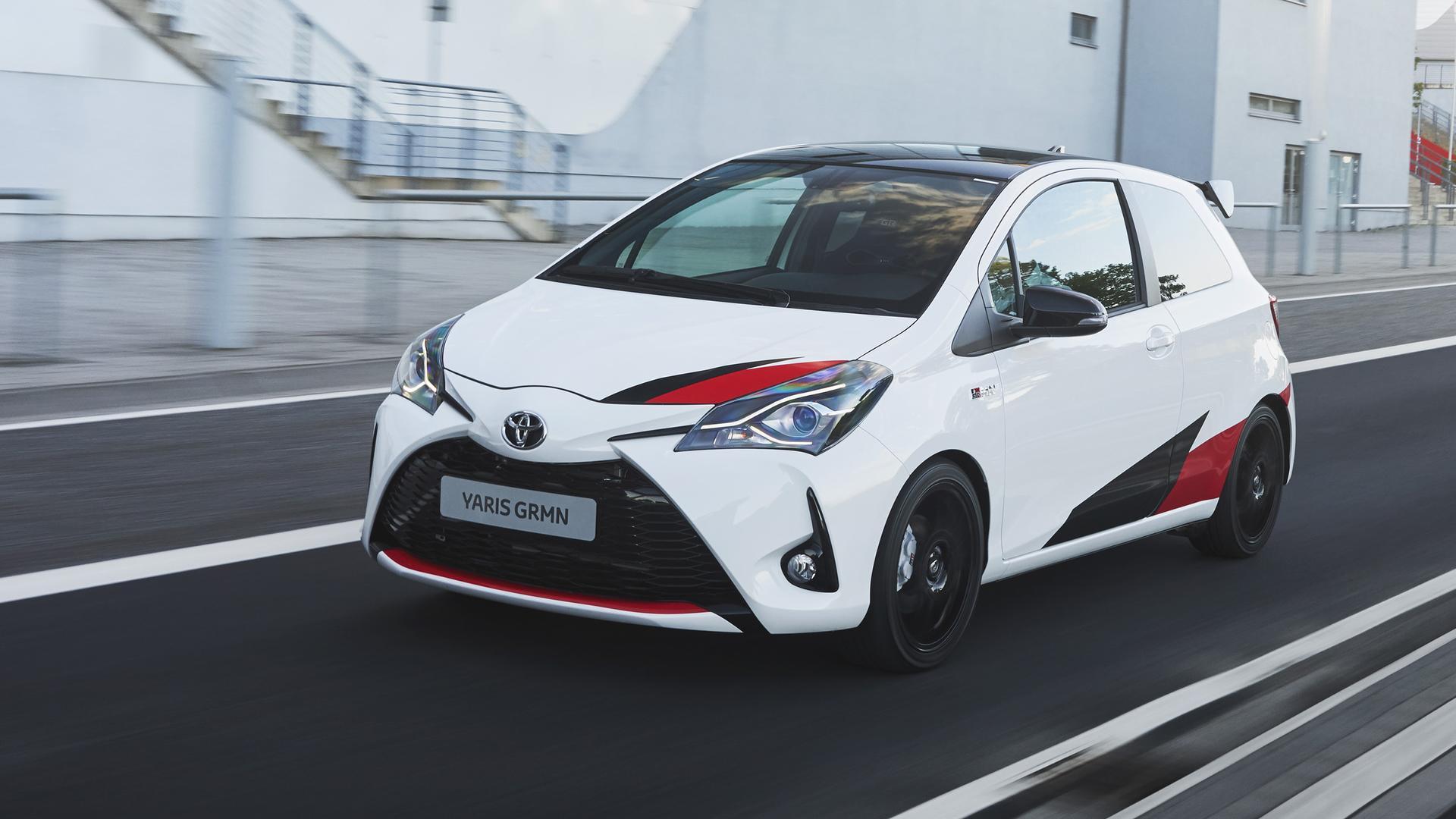 Toyota Yaris Grmn >> Toyota Yaris Grmn News And Reviews Motor1 Com