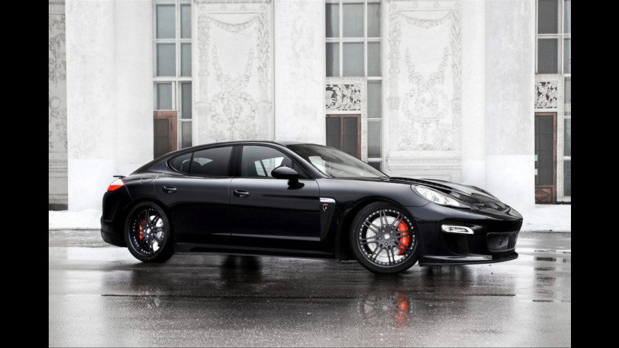 "Porsche Panamera Turbo ""Stingray"" by TopCar"