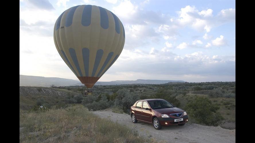 Dacia Logan by Renault
