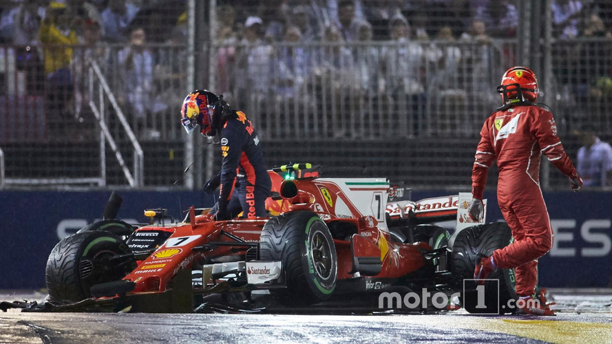 Max Verstappen Says Sebastian Vettel Did Not Apologise For Crash