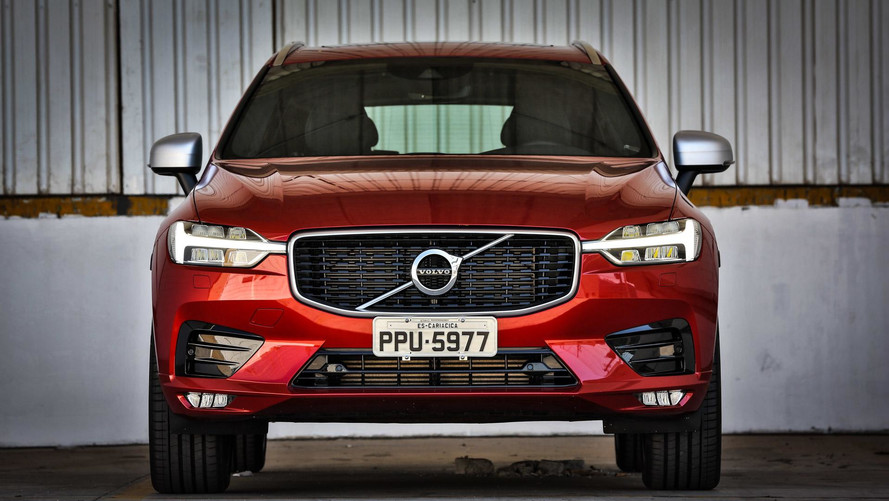 Volvo XC60 2019 adota sistemas semiautônomos como item de série