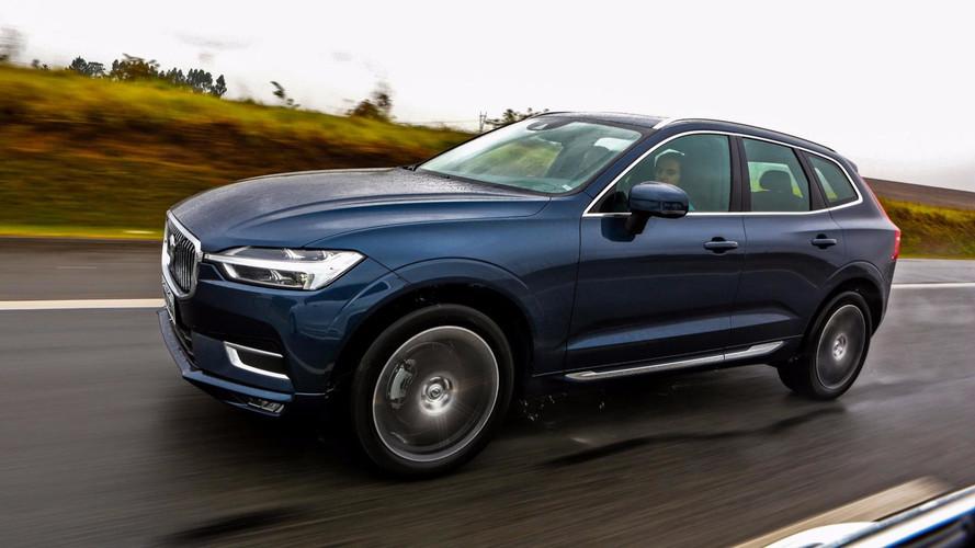 XC60 e XC40 fazem Volvo crescer 30% nas vendas; veja ranking dos importados