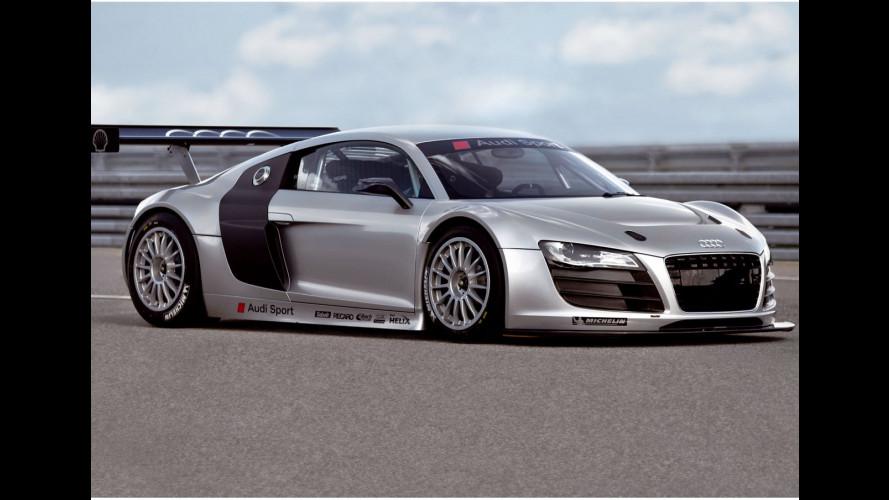 Audi R8 LMS, pronta per il GT3