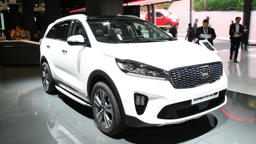 Kia Sorento News Articles and Press Releases