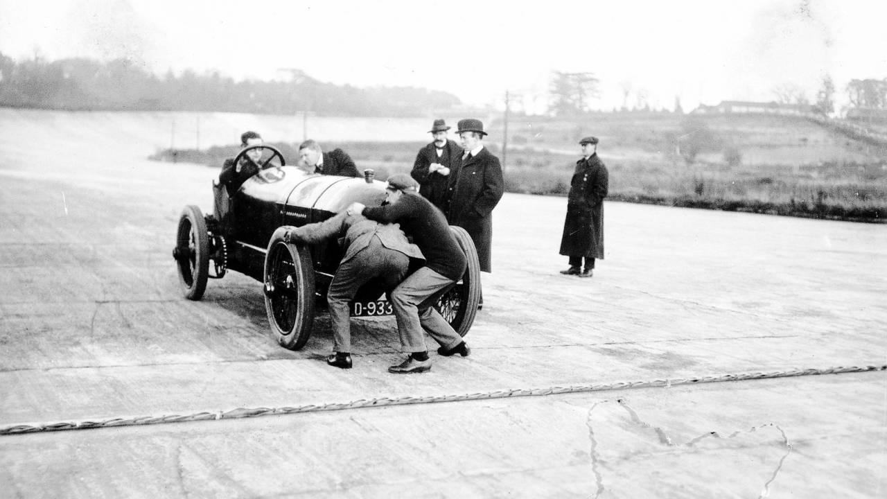 1. Benz No 3, 1914