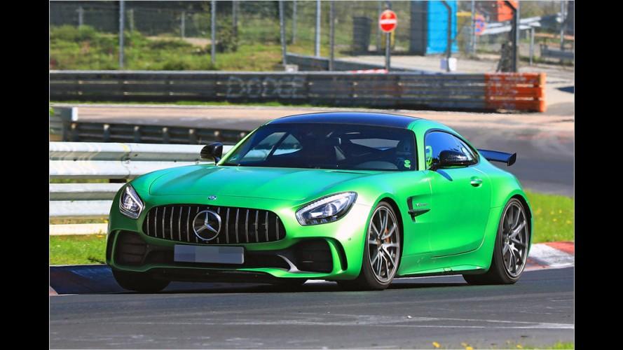 Mercedes-AMG GT: Kommt die GT4-Straßenversion?