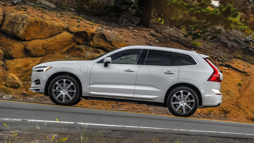 Volvo XC60 Excels In IIHS Crash Test To Earn Top Safety Pick+