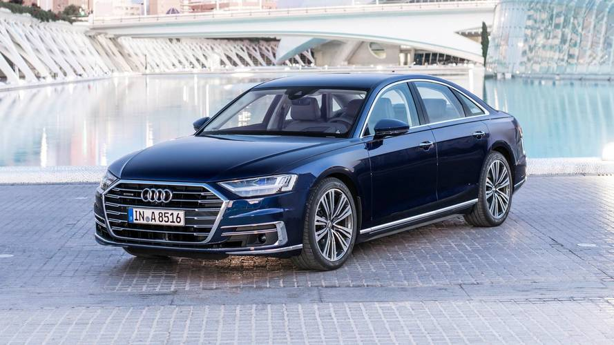Nouvelle Audi A8 (2018) - Voici les prix !