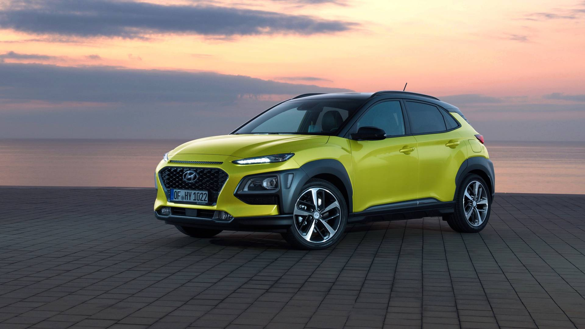 2017 Hyundai Kona 1 0 T-GDi first drive: Striking looks, limited engines