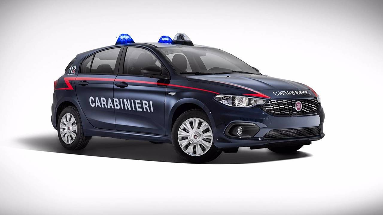 Fiat Tipo police