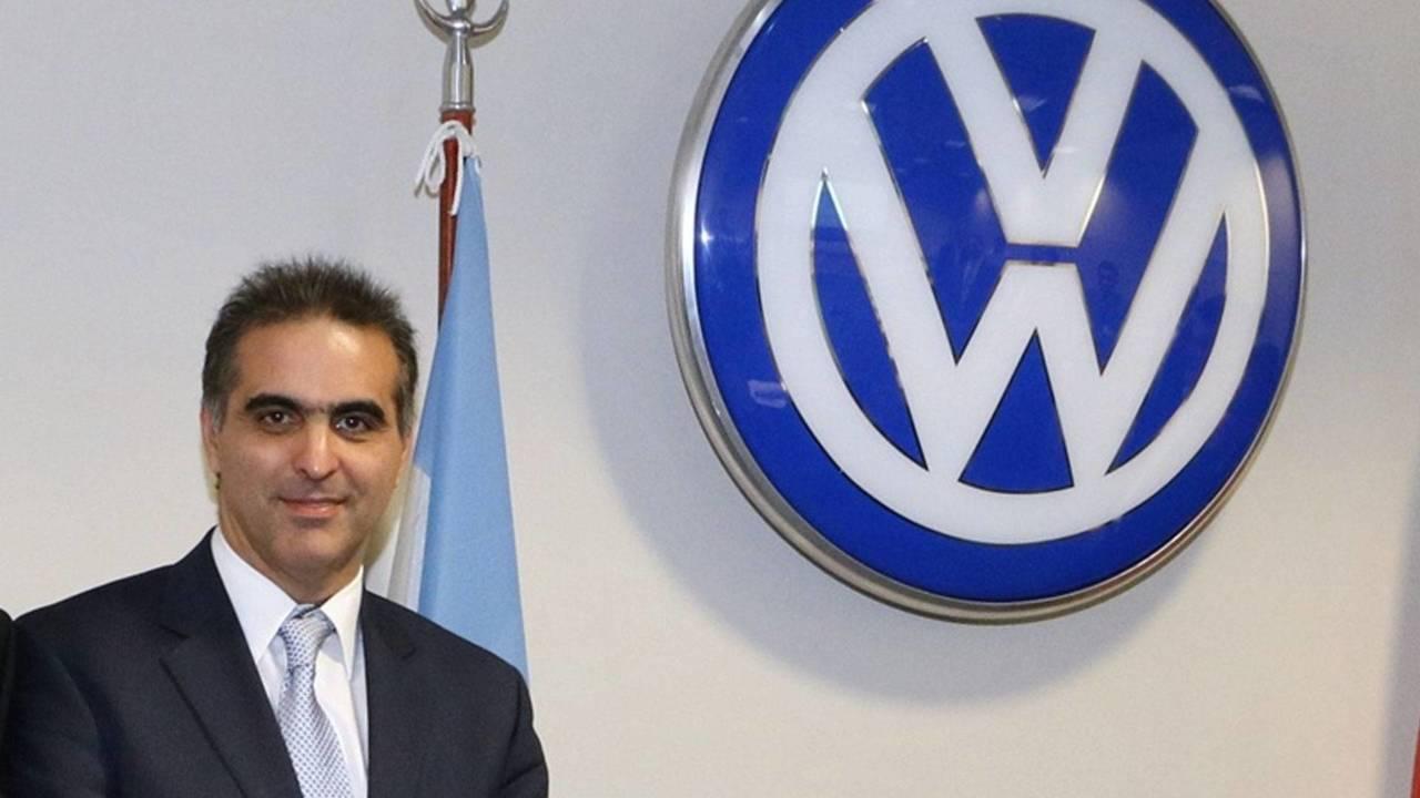 Pablo Di Si - Volkswagen
