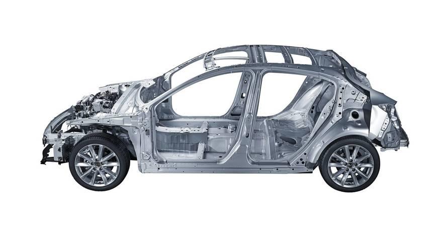Mazda Skyactiv mimarisi