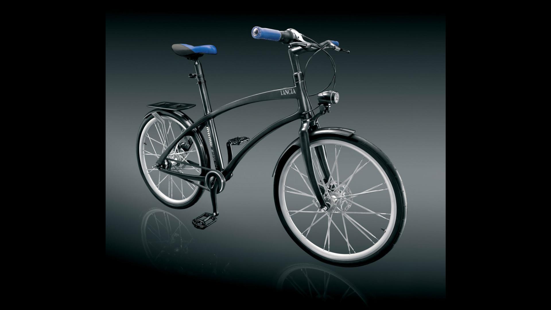 Lancia E Momodesign Presentano La Urban Bike
