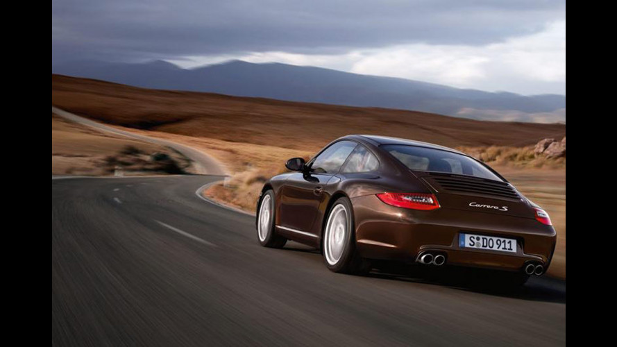 Porsche 911 Carrera e Carrera S restyling
