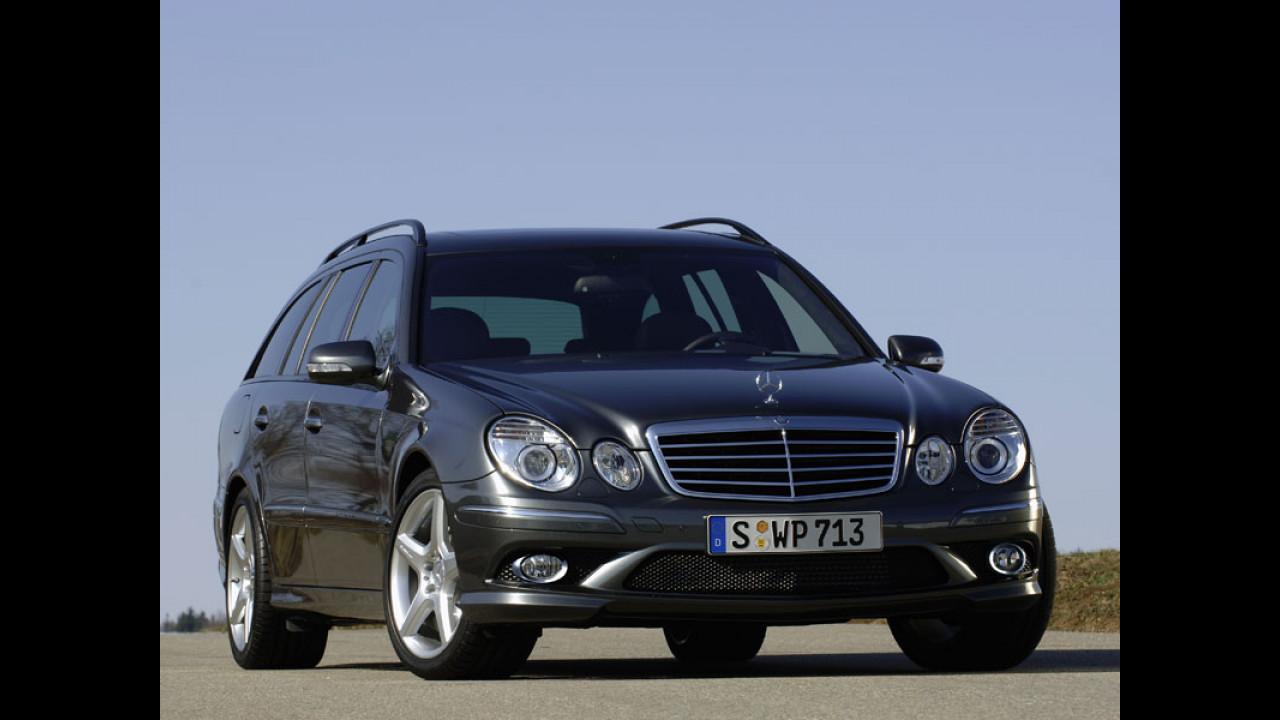 AMG Pack per Mercedes Classe E