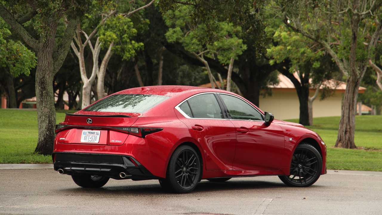2021 Lexus Is Vs Acura Tlx Comparison Enticing Alternatives