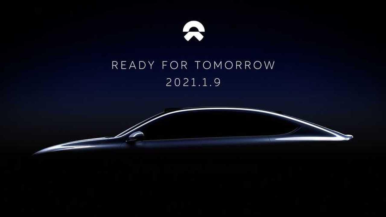 NIO's First Flagship Sedan