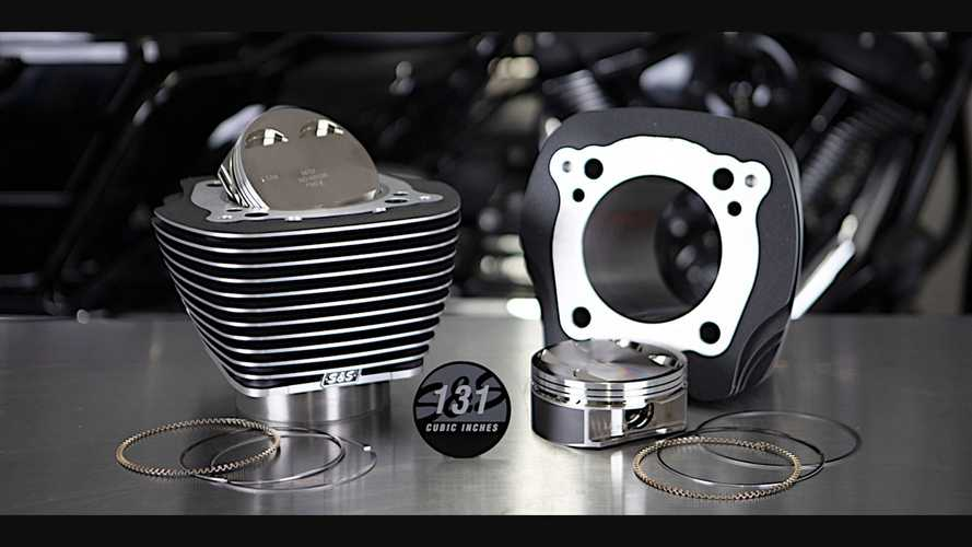 S&S Cycle Launches 131 CI Kit For Harley-Davidson Milwaukee Eight