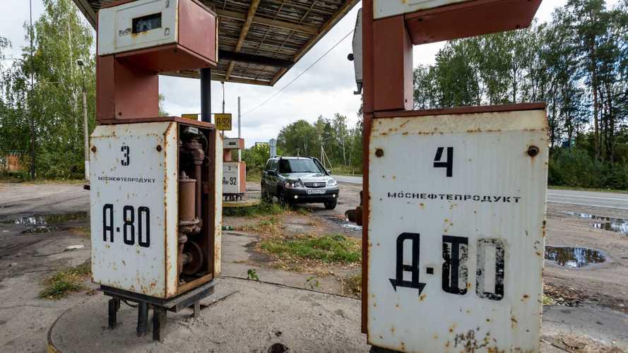 В РФ оптовые цены бензина приблизились к историческому максимуму
