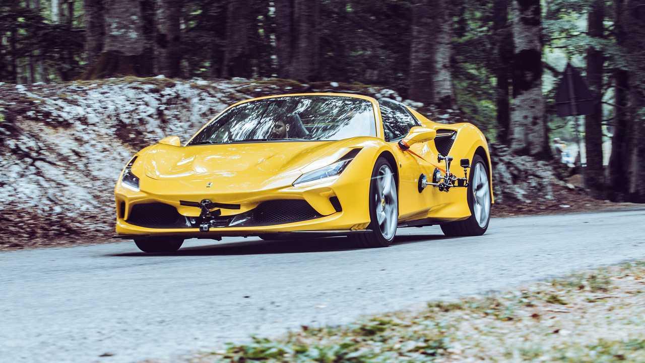 Ferrari F8 Spider, the road test