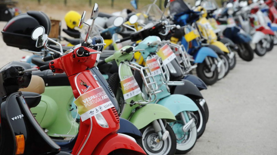 Vespa World Days 2011 - preview