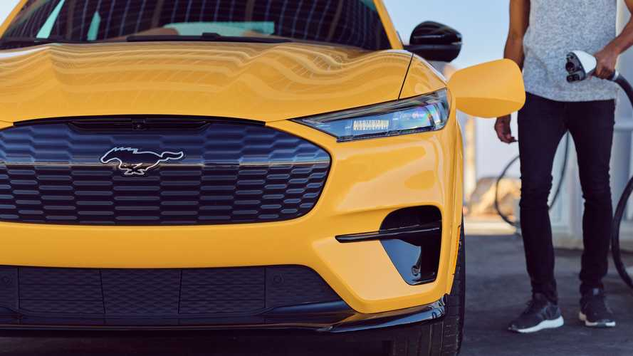 Ford Originally Didn't Plan Hot GT Version Of Mustang Mach-E