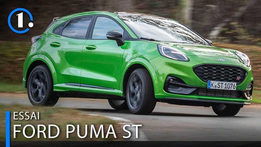 Essai Ford Puma ST (2020) - Fait-il honneur à son label ?