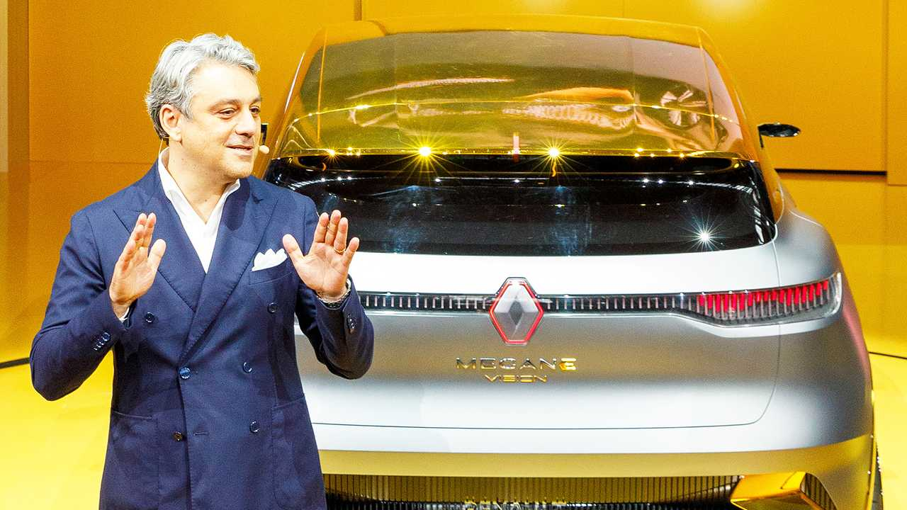 Luca De Meo, ad Renault