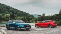 Test Audi SQ7/SQ8 TFSI: Besser mit 507-PS-Benziner-V8?