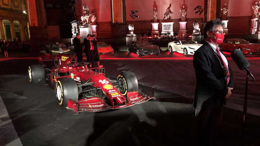 """Ferrari, Camilleri: """"Recuperare? Speriamo che il 2022 sia un reset"""""""