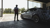 Alfa Romeo Giulia GTA, track tests with Raikkonen and Giovinazzi
