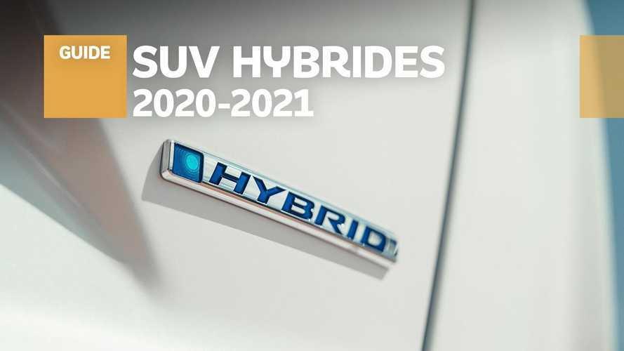 SUV hybrides - Tous les modèles et les prix 2020/2021