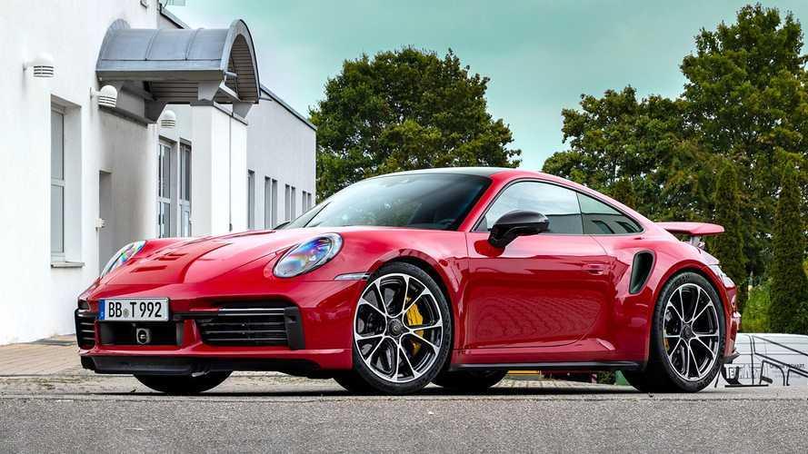 Techart Porsche 911 Turbo (2020): Aerokit und mehr Leistung