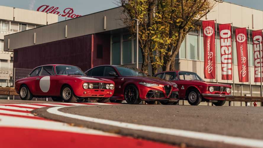 En este vídeo, descubrirás cómo nació el Alfa Romeo Giulia GTA