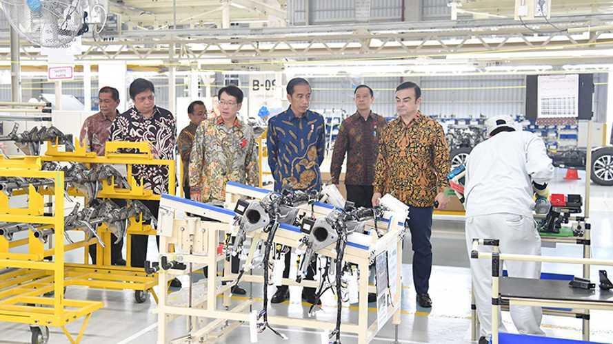 Pabrikan Mobil dengan Penjualan Wholesales Tertinggi di Indonesia 2020