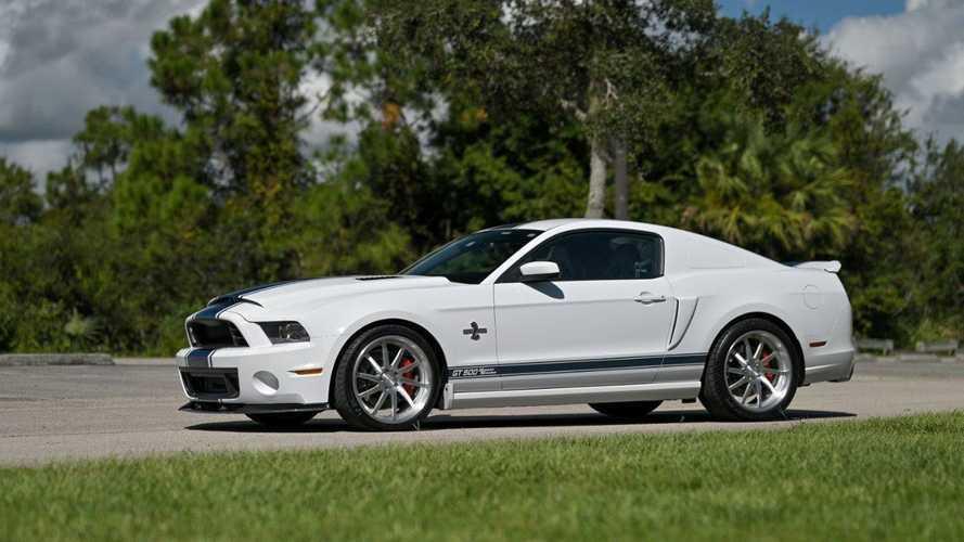 Eladó Shelby Mustang GT500 Super Snake
